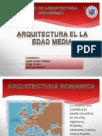 Arquitectura El La Edad Media