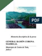 Gral. Ramón Corona Madrigal