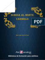 Subida al Monte Carmelo. S. Juan de la Cruz..pdf