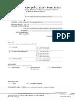 Fundamentos Psicoanaliticos 2014(1)