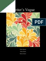 writers vogue