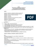 Codul Drepturilor Si Obligatiilor Studentului de La Ciclurile de Licenta Si Master Din UVT
