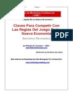 Informe Nueva Economia Club