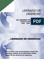 Liderazgo en Urgenicas