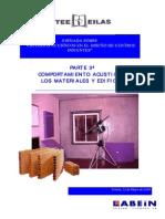 Comportamiento Acustico de Los Materiales y Edificios