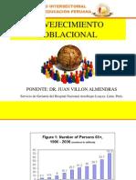 Envejecimiento Poblacional en El Perú.