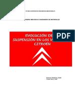 Suspension CITROEN Oficial