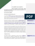 Texto 4 Classe C Busca Atendimento de Qualidade e Preços Competitivos