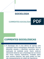 CORRENTES SOCIOLOGICAS.ppt