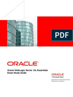 Wls12c Essentials Exam Study Guide 1595677