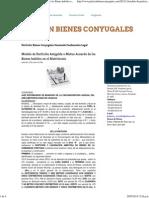 Modelo de Partición Amigable o Mutuo Acuerdo de Los Bienes Habidos en El Matrimonio _ Particion Bienes Conyugales Venezuela