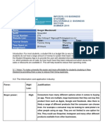 Infosys Deliverable 2 Final version May 2014
