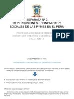 Sesion 2. Repercusiones Economicas y Sociales