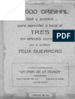 Metodo Tres Por Felix Guerrero