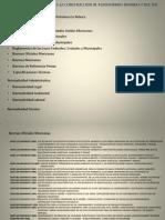 Normatividad Construccion de Plataformas