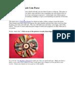 Free Internal Flex Frame Pouch Tutorial