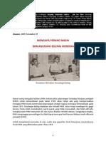 Surat Kenyataan PKM Berkenaan Dengan Keadaan Sekarang