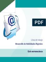 Caja de herramientas Desarrollo de habilidades digitales