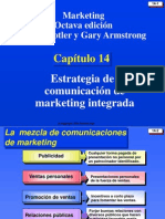 Estrategia de Comunicación de Marketing Integrada