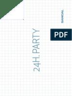 Sancal 24h Party en Es Fr