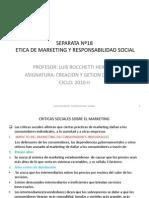 Cygp.sesion 18. Etica de Marketing y Responsabilidad Social