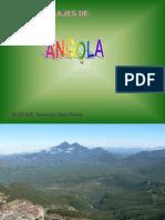 Paisajes de Angola