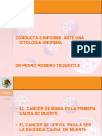 Dr Romero Que Hacer Con Un Pap Anormal