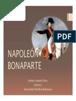 Unidad 8 Napoleón - Stefany Londoño