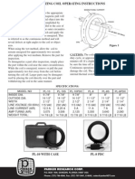 Parker Research Coil PL8 &10