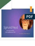 Unidad 6 Sigmund Freud - Isabel Rivera Arguelles
