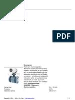 5 - FLUJOMETRO MAGNETICO