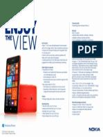 1 Nokia Lumia 625 Datasheet