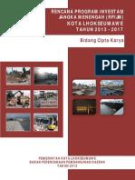 RPIJM Kota Lhokseumawe Tahun 2013-2017