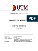 Computer Network Individual Report