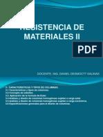 3 Columnas para resistencia de materiales