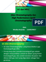 GC and HPLC