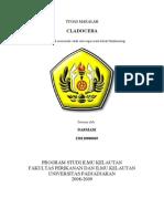 TUGAS MAKALAH Planktonologi Cladocera
