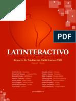 Latinteractivo 2009 Tendencias Publicitarias Latino America 2009