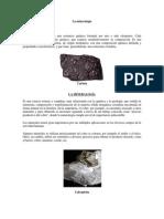 La mineralogía.docx