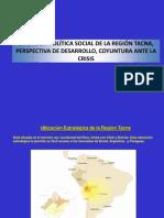 Forum Region Tacna