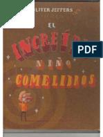 Oliver Jeffers - El Increíble Niño Come Libros