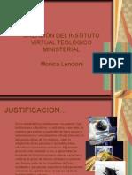 INSTITUTO VIRTUAL TEOLÓGICO