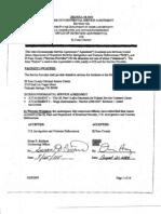 El Paso County Criminal Justice Center (Colorado) - Intergovernmental Service Agreement (IGSA) with ICE