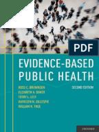 milestones in public health