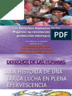 Los Derechos Humanos de Las Mujeres - Soledad Garcia Muñoz