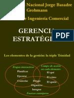 GERENCIA ESTRATEGICA