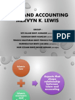 Islam and Accounting mervyn k. lewis
