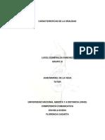Caracteristicas de La Oralidad (1)