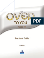 Teacher Guide Grade 10 Over to You