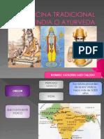 Medicina Tradicional India o Ayurveda